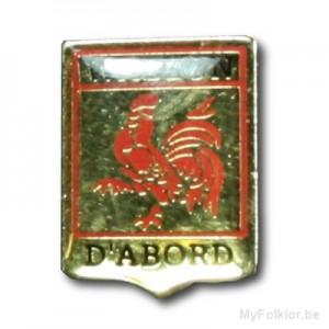 Blason Wallon d'Abord