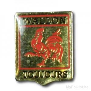Blason Wallon Toujours
