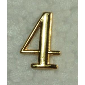 """Chiffre """"4"""""""