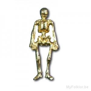 Squelette Jambes Fermées
